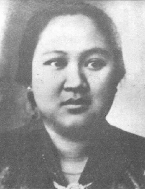 diakui sebagai Pahlawan Nasional oleh Pemerintah Indonesia tahun 1966